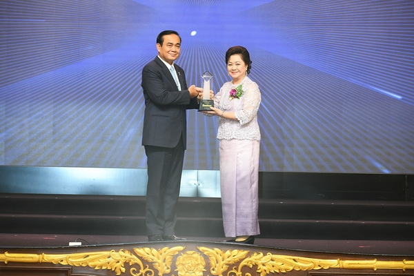 Aeroflex received The Prime Minister Export Award 2018